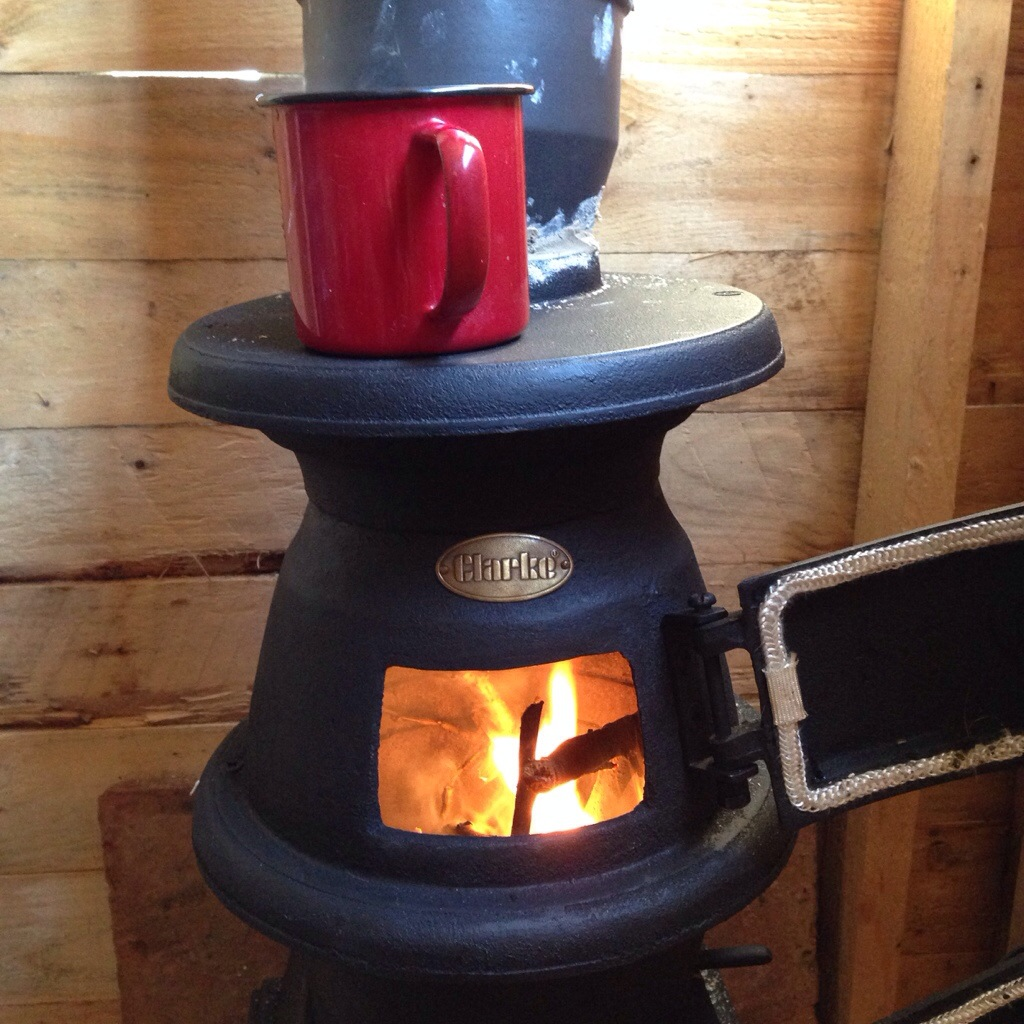Small Wood Stove For Shed | WB Designs