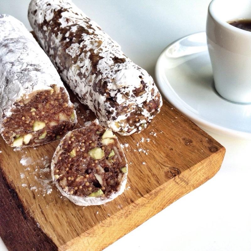 A Sweet Salami (Salame di Fichi)