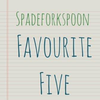 Spadeforkspoon Favourite Five