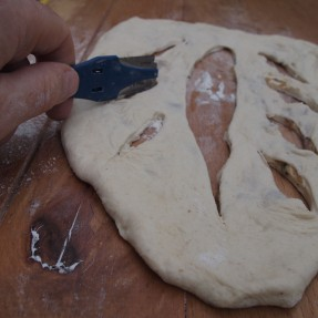 slashing fougasse
