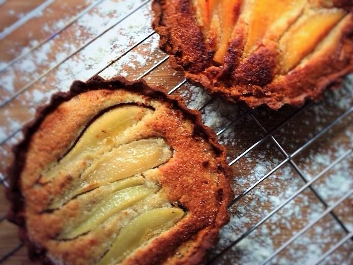 frangipane tarts (2)